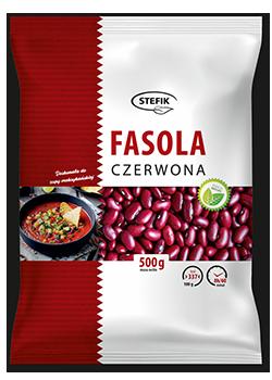 Oferta Stefik Fasola Czerwona 500g