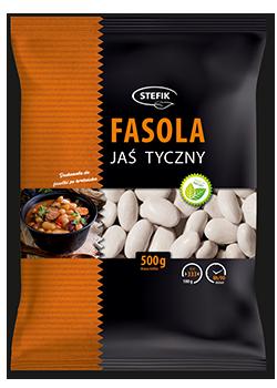 Oferta Stefik Fasola Jas Tyczny 500g