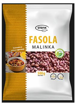 Oferta Stefik Fasola Malinka 500g