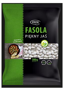Oferta Stefik Fasola Piekny Jas 500g