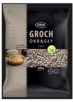 Oferta Stefik Groch Okragly Caly 500g