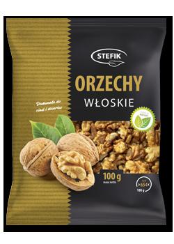 Oferta Stefik Orzechy Wloskie 100g