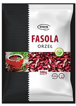 Oferta Stefik Fasola Orzel 500g