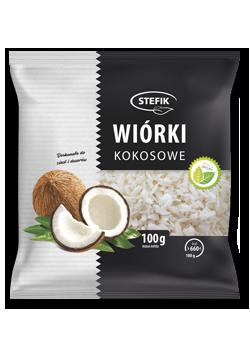 Oferta Stefik Wiorki Kokos 100g