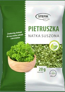Oferta Pietruszka Suszona 20g
